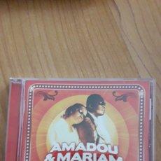 CDs de Música: AMADOU & MARIAM. DIMANCHE A BAMAKO. Lote 163069318