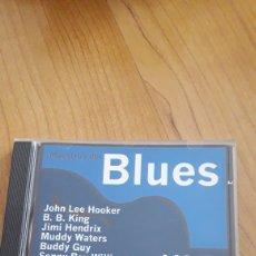 CDs de Música: MAESTROS DEL BLUES. EGM. EL GRAN MUSICAL. Lote 163070873