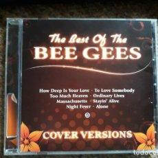 CDs de Música: BEE GEES , THE VERY BEST OF THE .., COVER VERSIONS , CD PERFECTO ESTADO. Lote 163071570