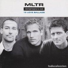 CDs de Música: MICHAEL LEARNS TO ROCK - 19 LOVE BALLADS - CD PROMO . Lote 163074414