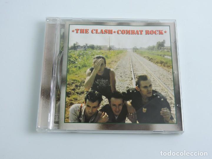THE CLASH - COMBAT ROCK CD (Música - CD's Rock)