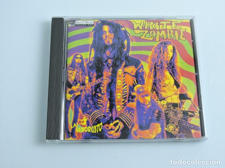 WHITE ZOMBIE LA SEXORCISTO CD (Música - CD's Heavy Metal)