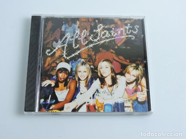 SAINTS SAINTS & SINNERS CD (Música - CD's Pop)