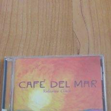 CDs de Música: CAFÉ DEL MAR. VOLUMEN 5. JOSÉ PADILLA. Lote 163374813
