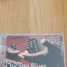 CDs de Música: THE ROUGH GUIDE TO CHICAGO BLUES. MOJO WORKING. ELECTRIC BLUES IN THE CITY. Lote 163375353