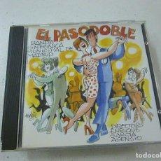 CDs de Musique: EL PASODOBLE - BANDA SINFÓNICA MUNICIPAL DE MADRID-ENRIQUE GARCIA ASENSIO.CD 1994 RTVE-N . Lote 163391718