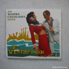 CDs de Música: EL VENTILADOR - RUMBA CATALANA 25 HITS - CD 2002 PRECINTADO . Lote 163399574