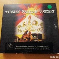 CDs de Música: TIBETAN FREEDOM CONCERT (3 CD). Lote 163423158