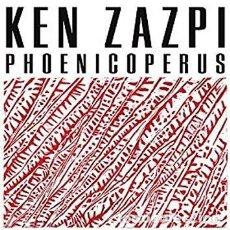 CDs de Música: KEN ZAZPI - PHOENICOPERUS. Lote 163442922
