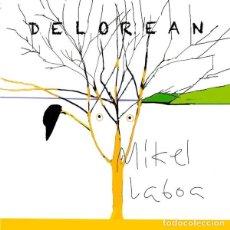 CDs de Música: DELOREAN - MIKEL LABOA - DIGIPAK. Lote 163447182