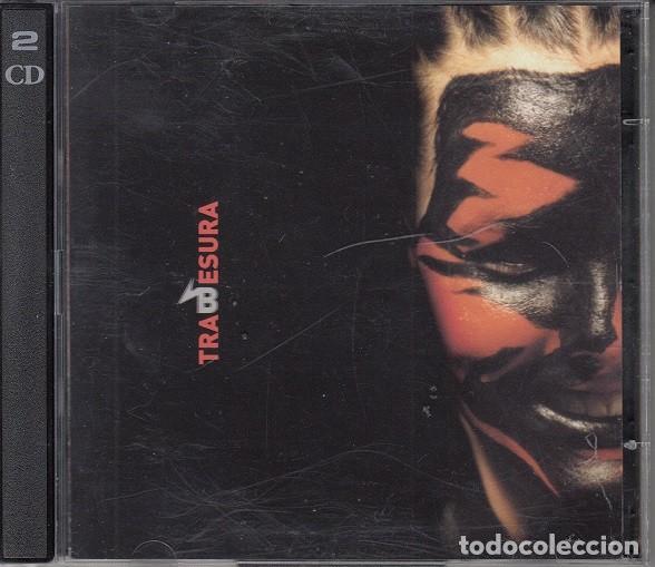 TRABESURA - COZ DEJA VU - DOBLE CD INCLUYE LOS VIDEOCLIPS - MANOLO TENA JOSE CARLOS MOLINA # (Música - CD's Rock)
