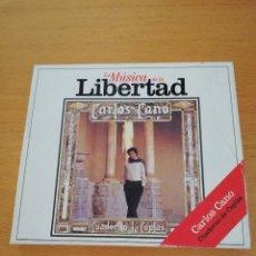 CDs de Música: CARLOS CANO. CUADERNO DE COPLAS (CD). Lote 163465074