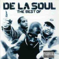 CDs de Música: DE LA SOUL - THE BEST OF - CD . Lote 163467630