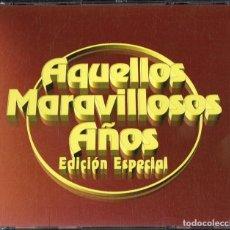 CDs de Música: AQUELLOS MARAVILLOSOS AÑOS EDICIÓN ESPECIAL (4 CD). Lote 163470514