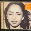 CDs de Música: SADE - THE BEST OF SADE - CD. Lote 163952785
