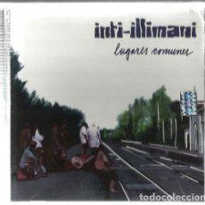 CDs de Música: CD INTI-ILLIMANI : LUGARES COMUNES . Lote 163542534