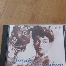 CDs de Música: SARAH VAUGHAN. TIME AFTER TIME. Lote 163552445