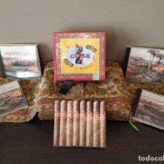 CDs de Música: CUBA - I AM TIME CAJA + 4 CD + LIBRITO. Lote 163560170