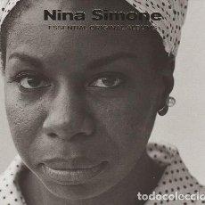 CDs de Música: NINA SIMONE : ESSENTIAL ORIGINAL ALBUMS ( DIGIPACK DESPLEGABLE CON 3 CD'S) 62 TEMAS. Lote 163565706