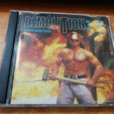 CDs de Música: DEMOLITION MIX MIXED BY QUIQUE TEJADA 2 CD ALBUM 1995 BLANCO Y NEGRO 21 TEMAS DISCO DOBLE CD. Lote 177504979