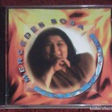 CDs de Música: MERCEDES SOSA (GESTOS DE AMOR) CD 1994 ARGENTINA. Lote 163582714
