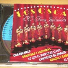 CDs de Musique: LOS ÓSCAR, VOL 1, 50 TEMAS INOLVIDABLES, BSO, B S O, CD. Lote 163610870