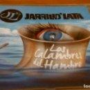 CDs de Música: JARRILLO' LATA – LOS CALAMBRES DEL HAMBRE CD. Lote 163625802