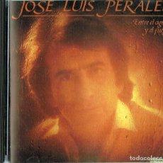 CDs de Música: JOSE LUIS PERALES ENTRE EL AGUA Y EL FUEGO (CD). Lote 163712822
