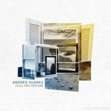 CDs de Música: ANDRÉS SUAREZ - DESDE UNA VENTANA - DIGIPAK. Lote 163744694