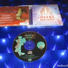 CDs de Música: REIKI MUSIC VOL. 4 - CD - LOVE 04-2 - AJAD - MUSIC AND ANGELS FOR REIKI, MEDITATION AND LOVE. Lote 163747386
