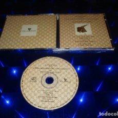 CDs de Música: CONCIERTO EN EL EXTRAORDINARIO ORGANO DE PAPEL DE LEONARDO DA VINCI - CD - JOAQUIN SAURA. Lote 163748138