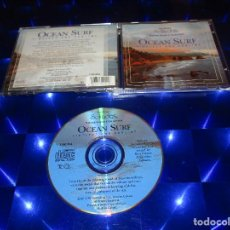 CDs de Música: DAN GIBSON'S SOLITUDES ( OCEAN SURF - TIMELESS AND SUBLIME ) - CD - DCG014 - NATURE SOUND COLLECTION. Lote 163748542