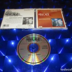 CDs de Música: WINTERSCAPES ( VOL. 4 ) - CD - C-5629-4 - THE ULTIMATE NEW AGE COLLECTION. Lote 163750782