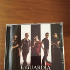 CDs de Música: LA GUARDIA - SOBRE RUEDAS - CD. Lote 163763854