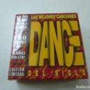 CDs de Música: LAS MEJORES CANCIONES DANCE DEL SIGLO - 12 CD - BLANCO Y NEGRO MUSIC - N. Lote 163770978