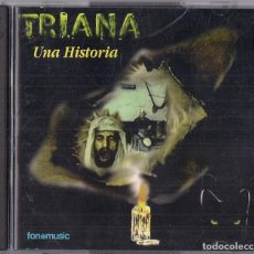 CDs de Música: TRIANA : UNA HISTORIA - DOBLE CD ORIGINAL ESPAÑA 1995 FONOMUSIC. Lote 163781598