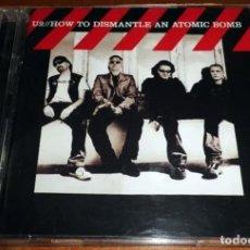 CDs de Música: U2 HOW TO DISMANTLE AN ATOMIC BOMB CD + DVD 2004 EU CONTIENE 11 TEMAS + DOCUMENTAL + VIDEOS BONO.NUE. Lote 163805298