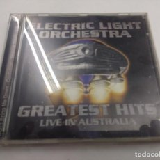 CDs de Música: CD/ELECTRIC LIGHT ORCHESTRA/GREATEST HITS-LIVE IN AUSTRALIA.. Lote 163852530