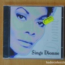 CDs de Música: DIONNE WARWICK - SINGS DIONNE - CD. Lote 163915486