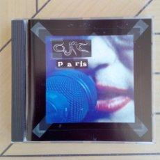 CDs de Música: THE CURE - PARIS, FICTION RECORDS, 1993. UK.. Lote 163936854
