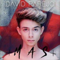 CDs de Música: DAVID PAREJO - MÁS. Lote 163945626