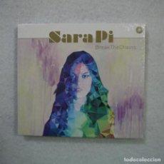 CDs de Música: SARA PI - BREAK THE CHAINS - CD 2015 PRECINTADO . Lote 163947134