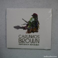 CDs de Música: CARLINHOS BROWN - MIXTURA BRASILERA - CD 2012 PRECINTADO . Lote 163947310