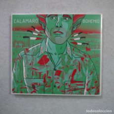 CDs de Música: ANDRÉS CALAMARO - BOHEMIO - CD PRECINTADO . Lote 163947438