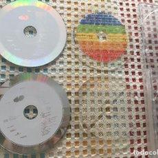 CDs de Música: 40 PRINCIPALES CAJA CON CAPACIDAD DE 4 CDS 2 CDS CON AUDIO RECOPILACIONES KREATEN CD MUSICA 2003. Lote 163959122