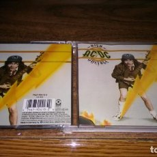 CDs de Música: AC/DC - HIGH VOLTAGE. Lote 163964174