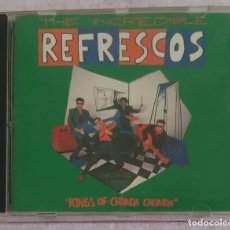 CDs de Música: THE INCREDIBLE REFRESCOS (KINGS OF CHUNDA CHUNDA) CD 1990. Lote 163974930