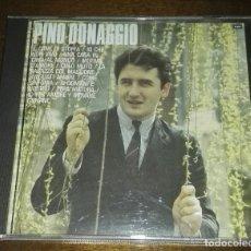 CDs de Música: PINO DONAGGIO EMI IMPORT CD DESCATALOGADO. Lote 163975650
