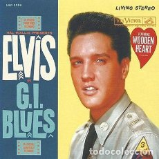CDs de Música: ELVIS PRESLEY - G.I.BLUES - 2 CD - FTD * DELUXE COLLECTOR'S *. Lote 163978462