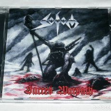 CDs de Música: CD EP SODOM - SACRED WARPATH. Lote 162493666